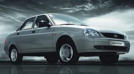 Продажа автомобильного стекла Lada (Лада)