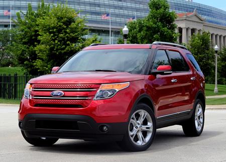 Продажа автомобильного стекла Ford (Форд)