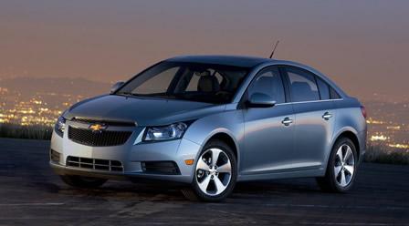 Продажа автомобильного стекла Chevrolet (Шевроле)