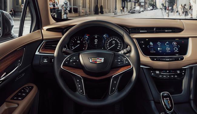 Замена стекла на Cadillac