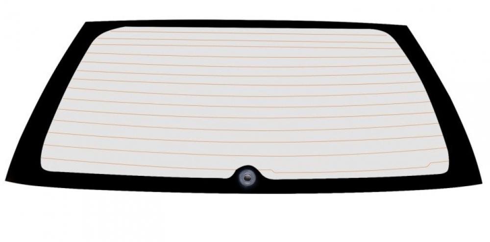Автостекло BMW 3 E46 4D SED [ант.+ шелк. под СтС] (1998-2000)